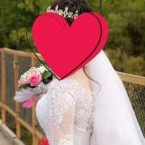 Свадебное платье, в Кургане