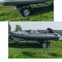 РИБ winboat, мотор Mercury 25, в Перми