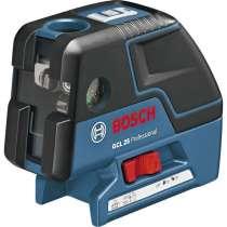 Нивелир лазерный Bosch GCL 25 + BM1 в L-Boxx 136 0601066B03, в г.Тирасполь