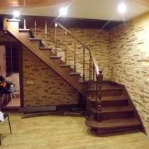 Лестницы на заказ в Иркутске, в Иркутске