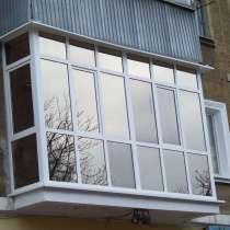 Остекление балконов и лоджий, в Иркутске