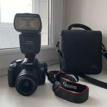 Canon eos 1300d kit, в Тюмени