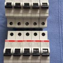 Автоматический выключатель АВВ 10А, в Балашихе
