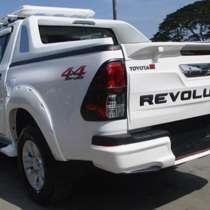 Накладка на задний борт Revolution для Toyota Hilux Revo 15, в г.Запорожье