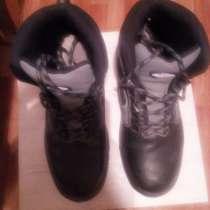 Продам б. у. рабочие ботинки 42 размера, в г.Уральск