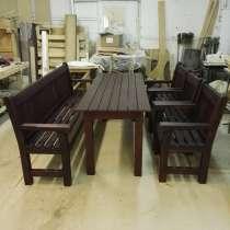 Изготовление мебели и предметов интерьера из массива, в Москве