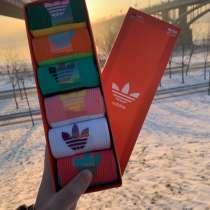 Носочки для девушки «Adidas», в Новосибирске