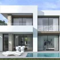 Недвижимость в Испании, Новая вилла от застройщика в Дения, в г.Дения