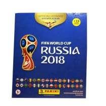 Наклейки FIFA 2018, в Санкт-Петербурге
