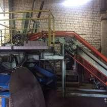 Линия лущения мелко-форматного шпона Corali M84, в Кирове