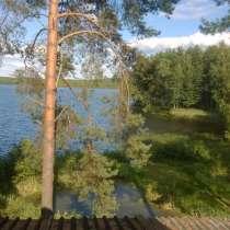 Продам усадьбу на берегу озера, в г.Полоцк