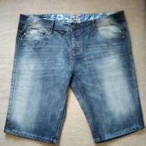 Шорты джинсовые мужские, в Москве