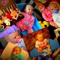 Куклы реборн (куклы дети), в Сызрани