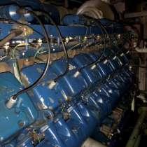 Газопоршневая электростанция MWM (Deutz) TCG 2020 V16, 2004, в Нижнекамске