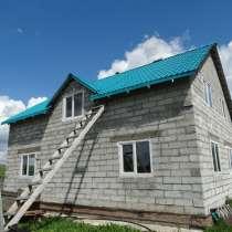 Дом 133 м² на участке 17 сот, в Перми