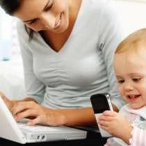 Работа на дому для мамочек в декрете, домохозяек, студентов, в Санкт-Петербурге