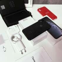 IPhone XR Black 128Gb + Pitaka + Silicone Case, в Москве