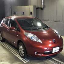 Электромобиль хэтчбек Nissan Leaf кузов AZE0 модификация 30X, в Москве
