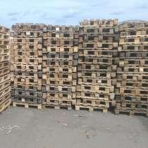 Поддоны Деревянные в наличии по низким ценам!, в Пензе