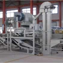 Оборудование для шелушения и сепарации овса TFYM-1000, в г.Шэньян