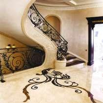 Лестница из мрамора, гранита, в г.Донецк