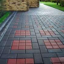 Укладка тротуарной плитки в г. Ярославль, Иваново, Кострома, в Ярославле