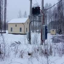 Участок ИЖС с домом во Всеволожске, в Санкт-Петербурге