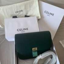 Кожаная сумка Celine, в Екатеринбурге