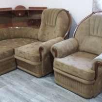 Диван и кресло - распродажа, в Марксе