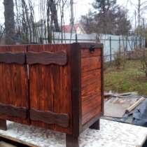 Изготовление мебели из дерева, в Санкт-Петербурге