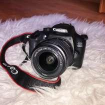 Камера Canon 1300D, в Калининграде