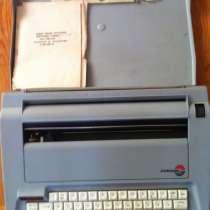 Печатная машинка, в Бийске