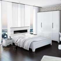 Белая спальня Верона «Мебель Неман», в Москве