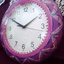 Часы настенные. Ручная работа, в Санкт-Петербурге