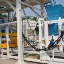 Вибропресс для производству блоков, брусчатки SUMAB U-1500, в г.Rozhovice