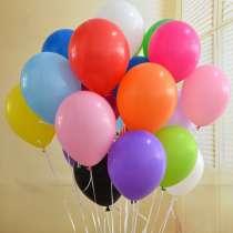 Воздушные шары с гелием, в Екатеринбурге