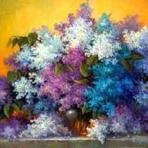 Картина Дыхание весны, в Омске