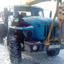 Услуги вездеходов, автокрана, в Якутске