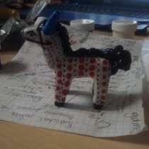 Конь скульптурный, в Светлом Яре
