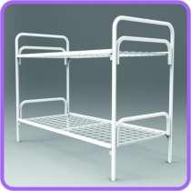 Кровати металлические для бытовок, в Пскове