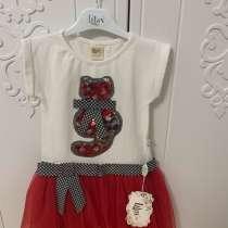 Платье для девочки, в Челябинске