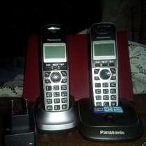 Цифровой беспроводной телефон Panasonic модель№KX-TG2511RU, в Екатеринбурге