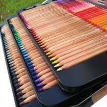 Сортировка, упаковка цветных карандашей, в Краснодаре
