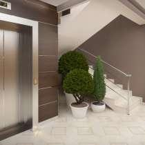 Квартира студия в новом жилом комплексе бизнес класса!, в Анапе