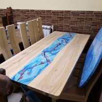 Комплект стол и стулья, в Твери