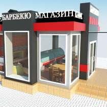 Ларьки магазины изготовление на заказ, в Казани