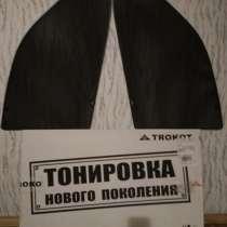 Каркасные шторки ТРОКОТ TLC 100 на передние двери, в Улан-Удэ