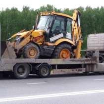 Эвакуация перевозка спецтехники, грузовых авто. Новосибирск, в Новосибирске