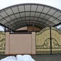 Навесы и сварка, в Дмитрове