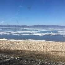 Земля с домом на берегу оз. Байкал, в Иркутске